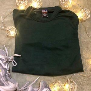 🌲Patagonia Capilene long sleve shirt
